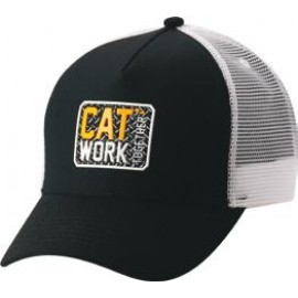 WORK COLLAGE HAT