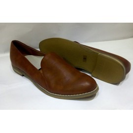 INDIGO RD LADIES SHOE BROWN