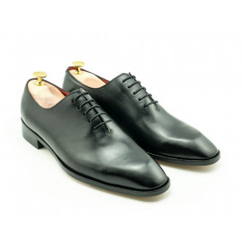 WHOLECUT MEN LEATHER DRESS SHOES GOODYEAR WELTED
